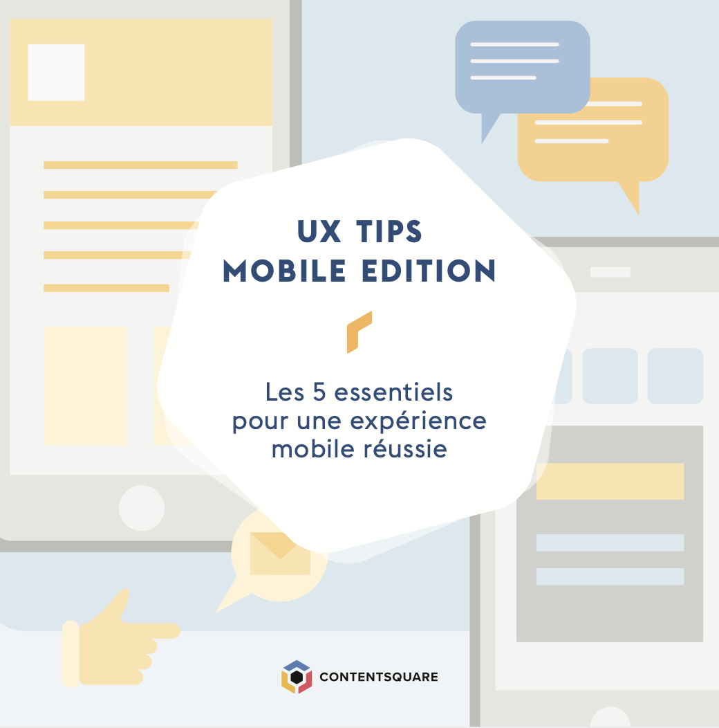 UX Tips - Mobile edition