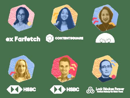 Headshots + Logo