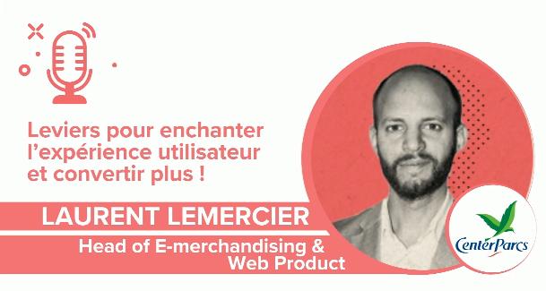 Laurent Lemercier de Center Parcs